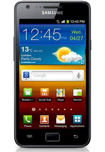 Замена стекла Samsung S2 I9100