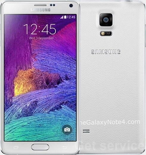 Ремонт Galaxy Note 4