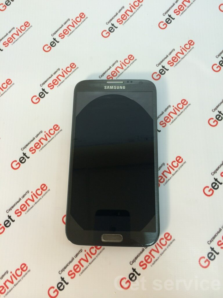 Переклейка стекла Samsung N7100
