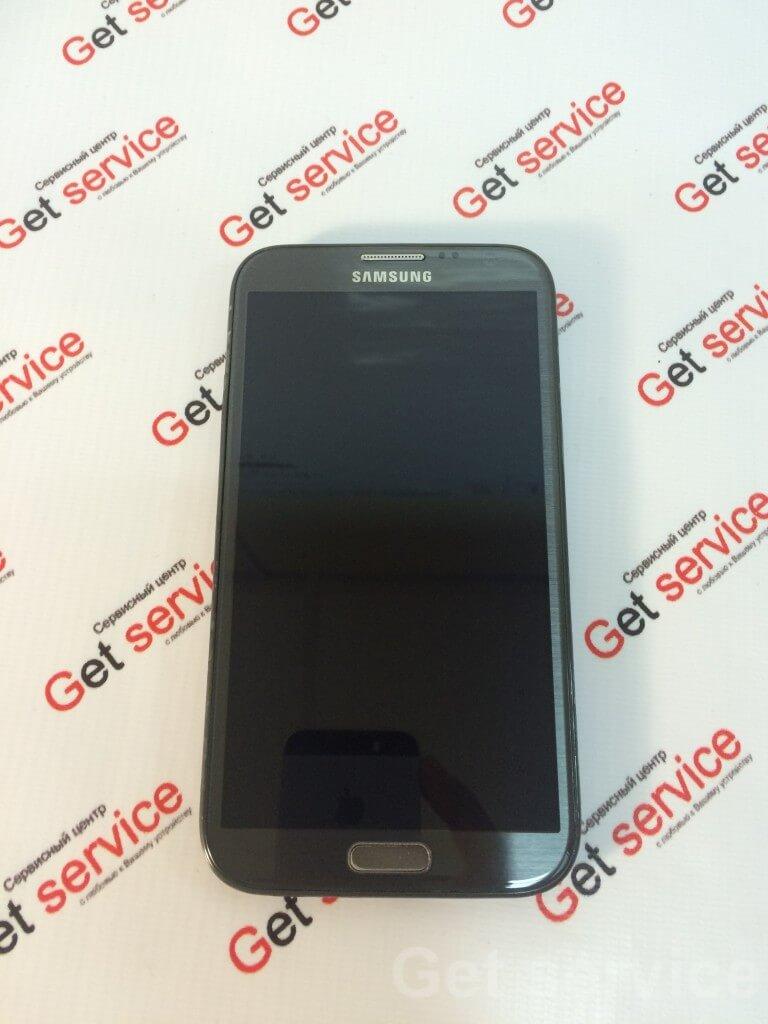 Замена стекла на Samsung Note 2 n7100