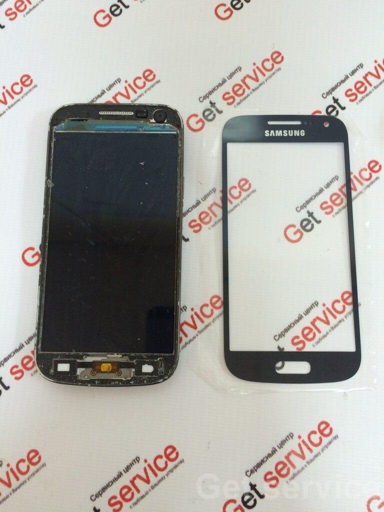 Очищенный дисплей Samsung i9190