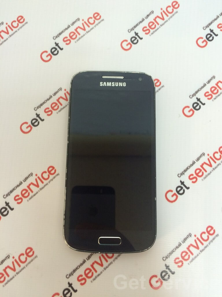 Замена стекла на Samsung s4 mini i9190