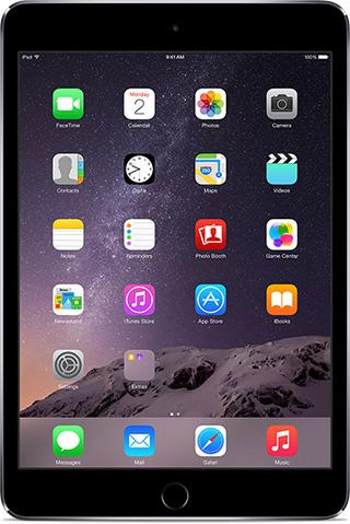 Ремонт планшета Apple iPad Mini 3