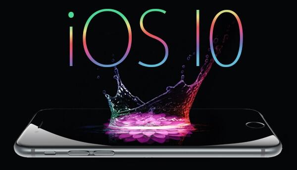 Операционная система  - iPhone 7