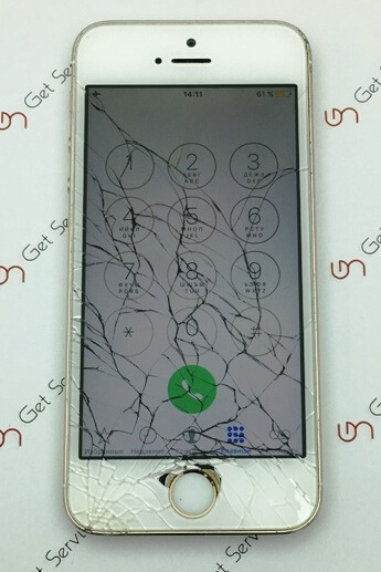 Замена стекла iPhone 5/5S/5C/SE