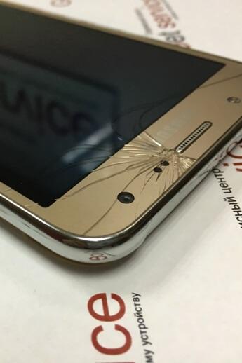 Замена стекла Samsung Galaxy J7 J700