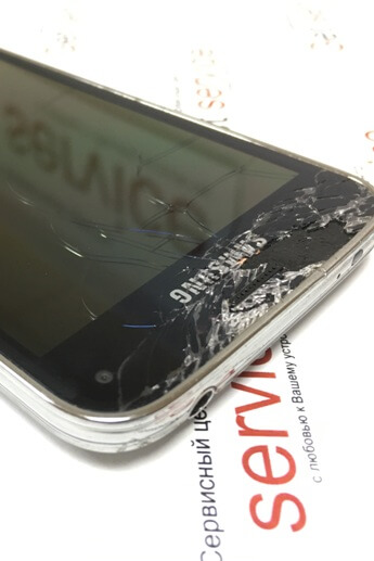 Замена стекла Samsung Galaxy S5 mini G800