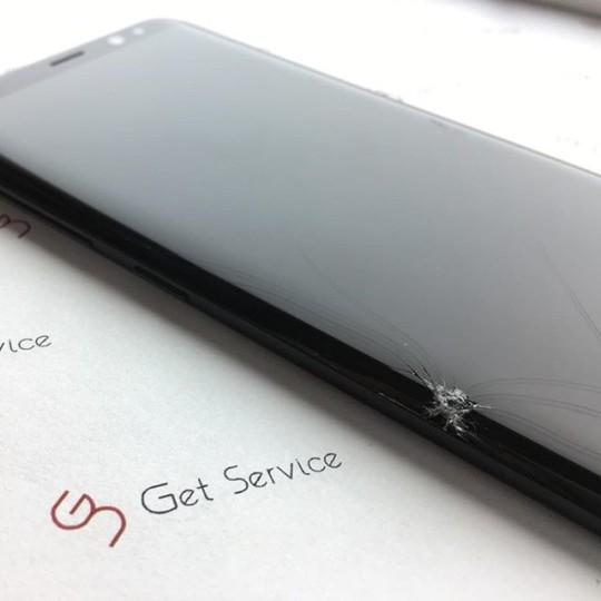 Замена стекла Samsung Galaxy S8 G950